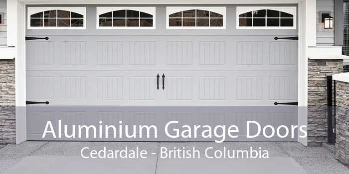 Aluminium Garage Doors Cedardale - British Columbia