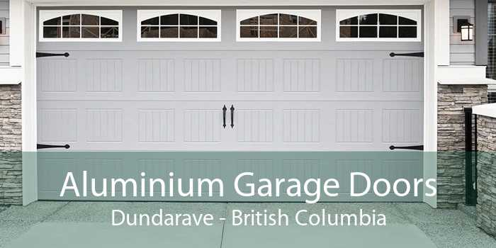 Aluminium Garage Doors Dundarave - British Columbia
