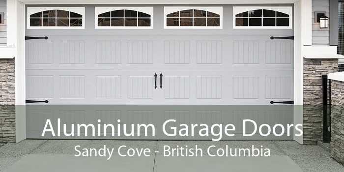 Aluminium Garage Doors Sandy Cove - British Columbia