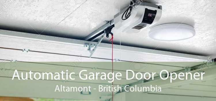 Automatic Garage Door Opener Altamont - British Columbia
