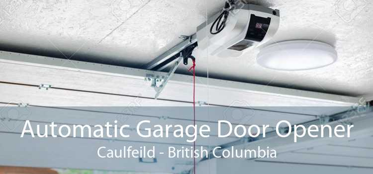Automatic Garage Door Opener Caulfeild - British Columbia