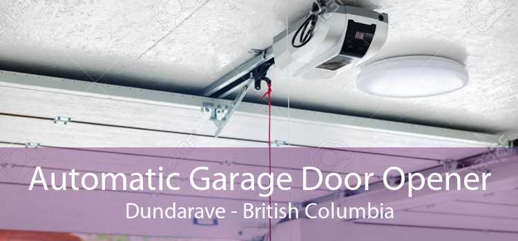 Automatic Garage Door Opener Dundarave - British Columbia