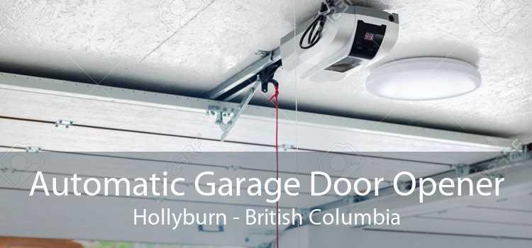 Automatic Garage Door Opener Hollyburn - British Columbia