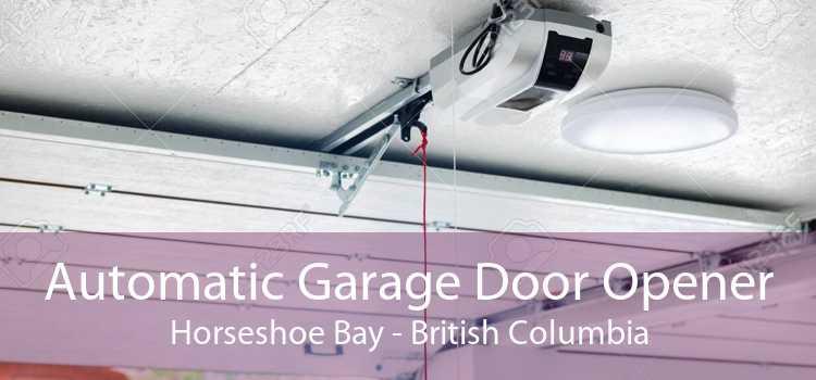 Automatic Garage Door Opener Horseshoe Bay - British Columbia