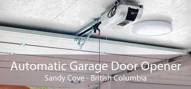 Automatic Garage Door Opener Sandy Cove - British Columbia