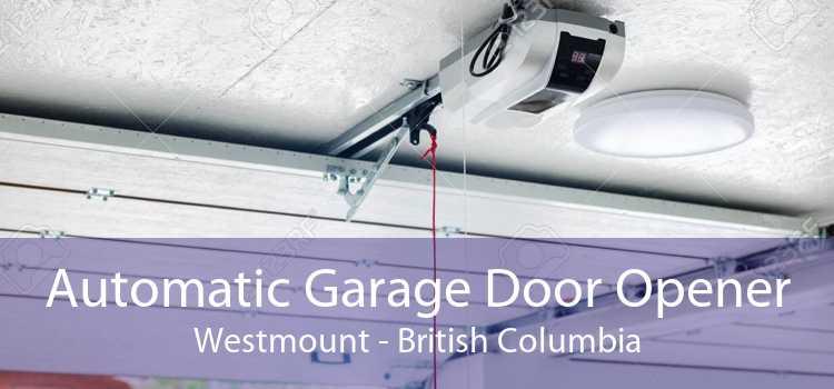 Automatic Garage Door Opener Westmount - British Columbia
