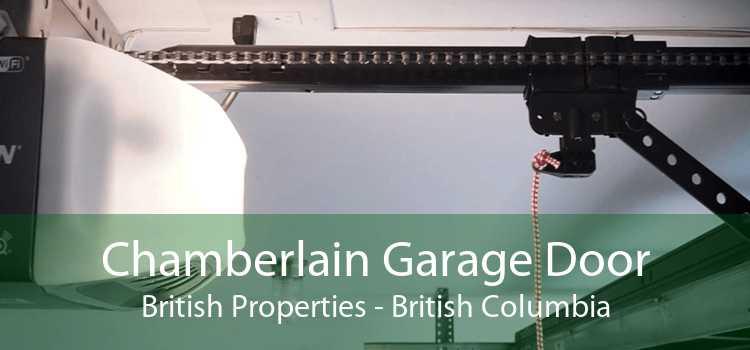 Chamberlain Garage Door British Properties - British Columbia
