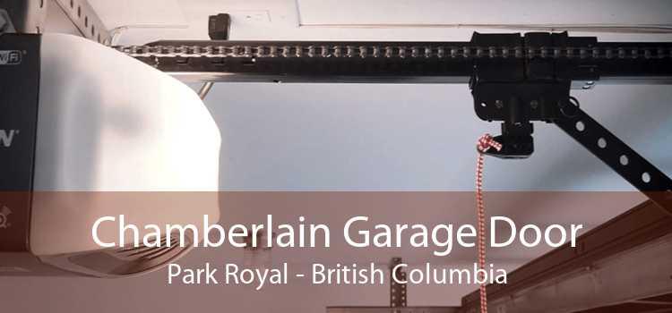 Chamberlain Garage Door Park Royal - British Columbia