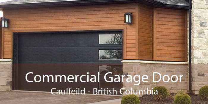 Commercial Garage Door Caulfeild - British Columbia