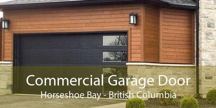 Commercial Garage Door Horseshoe Bay - British Columbia