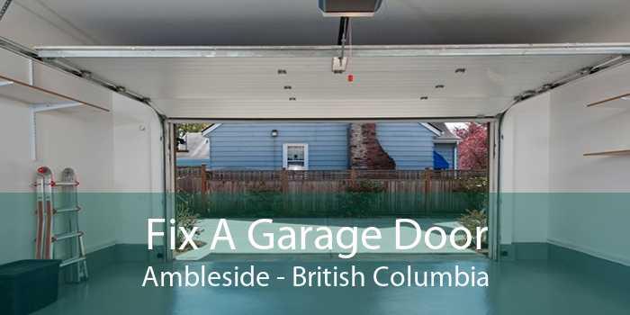 Fix A Garage Door Ambleside - British Columbia