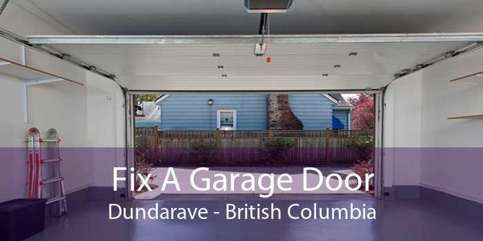 Fix A Garage Door Dundarave - British Columbia