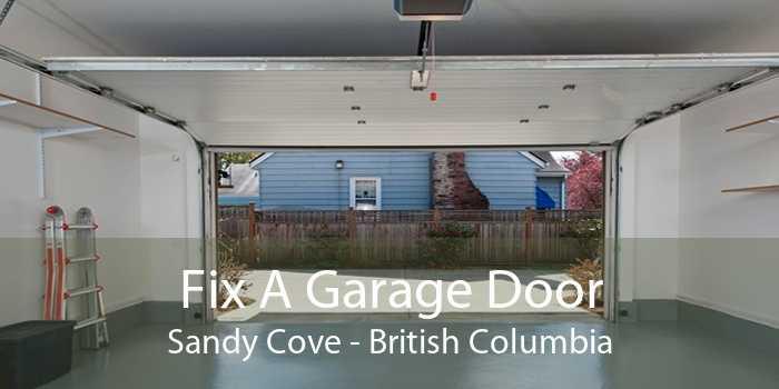 Fix A Garage Door Sandy Cove - British Columbia