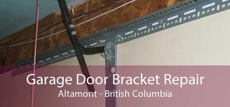 Garage Door Bracket Repair Altamont - British Columbia