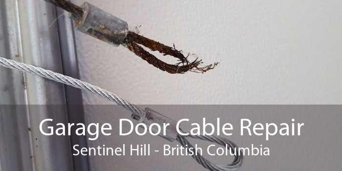 Garage Door Cable Repair Sentinel Hill - British Columbia