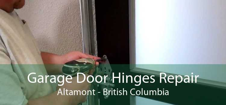 Garage Door Hinges Repair Altamont - British Columbia