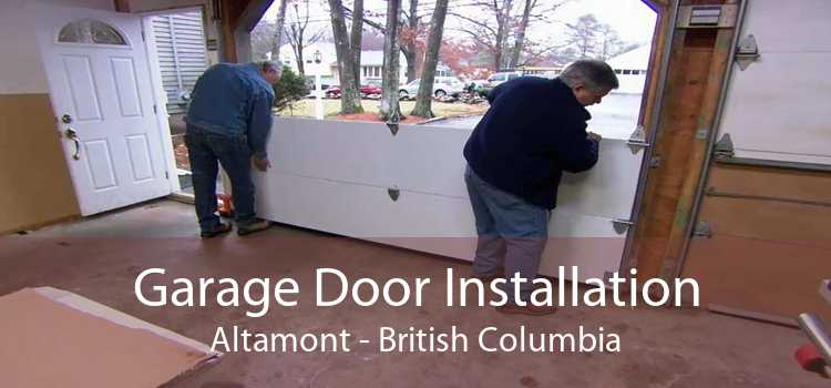 Garage Door Installation Altamont - British Columbia