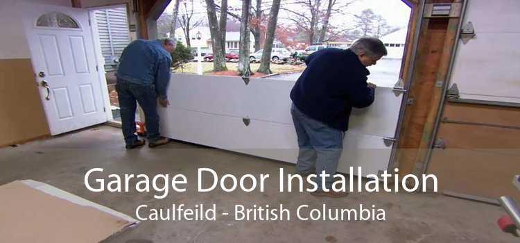 Garage Door Installation Caulfeild - British Columbia