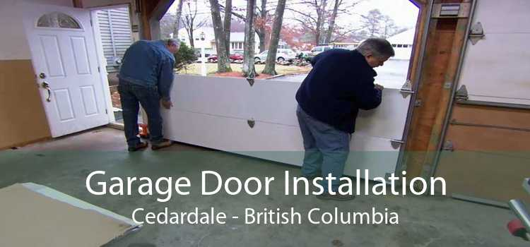 Garage Door Installation Cedardale - British Columbia