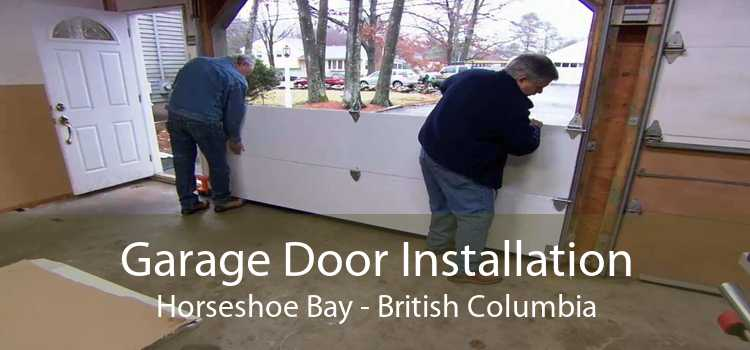 Garage Door Installation Horseshoe Bay - British Columbia