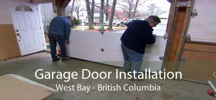 Garage Door Installation West Bay - British Columbia