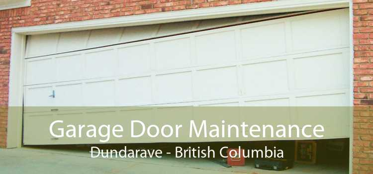 Garage Door Maintenance Dundarave - British Columbia