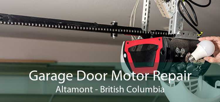 Garage Door Motor Repair Altamont - British Columbia