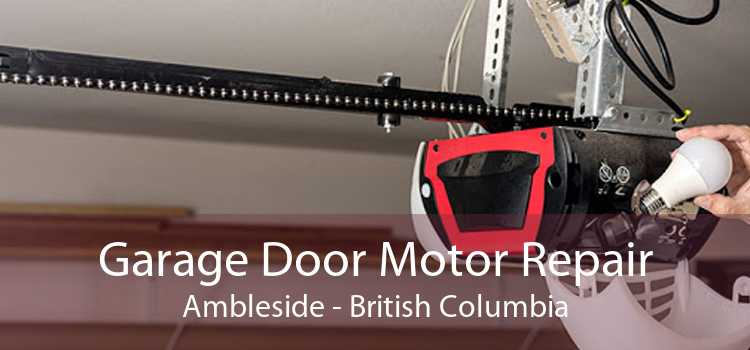 Garage Door Motor Repair Ambleside - British Columbia