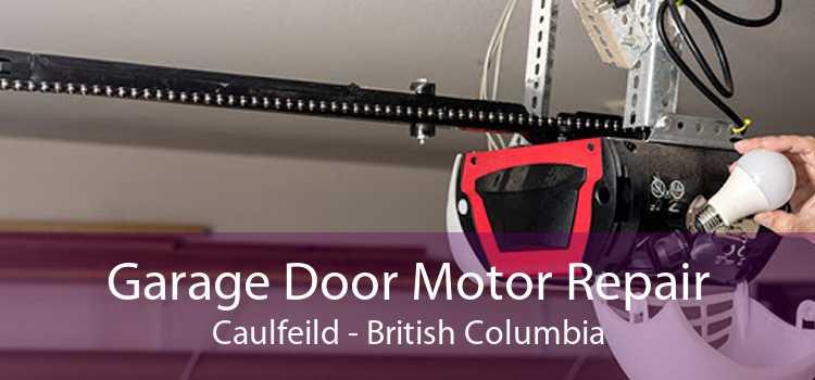 Garage Door Motor Repair Caulfeild - British Columbia