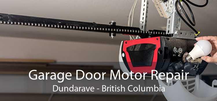 Garage Door Motor Repair Dundarave - British Columbia