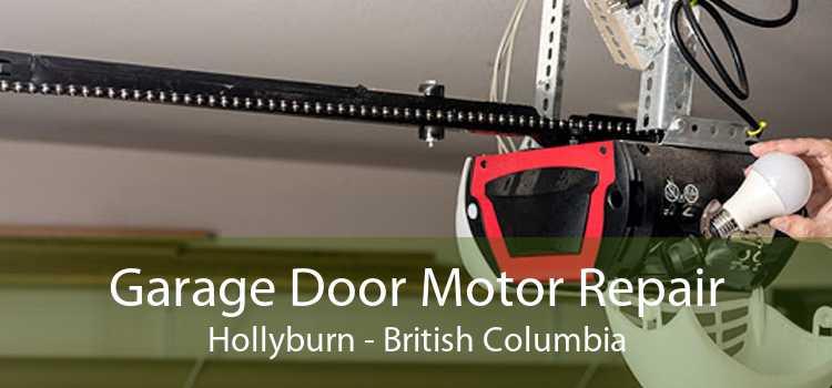 Garage Door Motor Repair Hollyburn - British Columbia