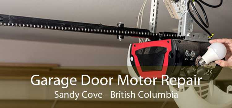Garage Door Motor Repair Sandy Cove - British Columbia