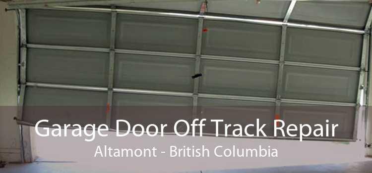 Garage Door Off Track Repair Altamont - British Columbia