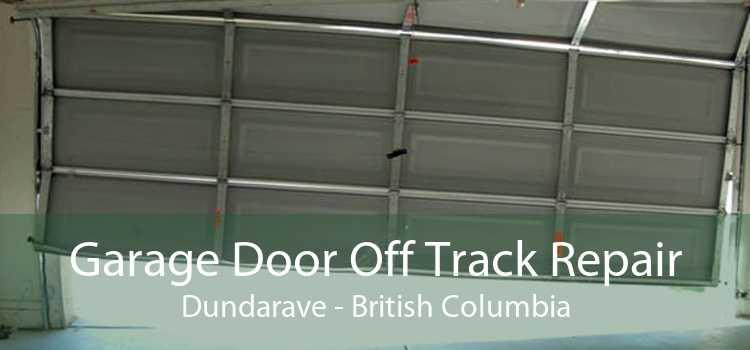 Garage Door Off Track Repair Dundarave - British Columbia