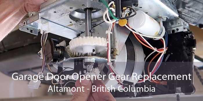 Garage Door Opener Gear Replacement Altamont - British Columbia