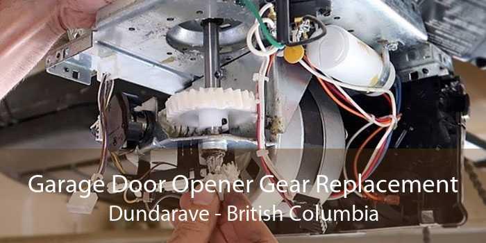 Garage Door Opener Gear Replacement Dundarave - British Columbia