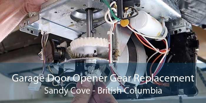 Garage Door Opener Gear Replacement Sandy Cove - British Columbia