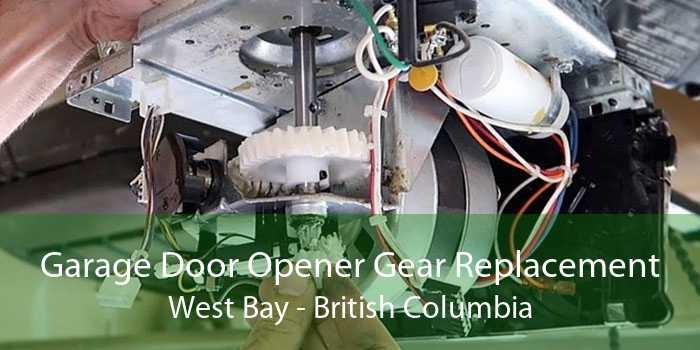 Garage Door Opener Gear Replacement West Bay - British Columbia