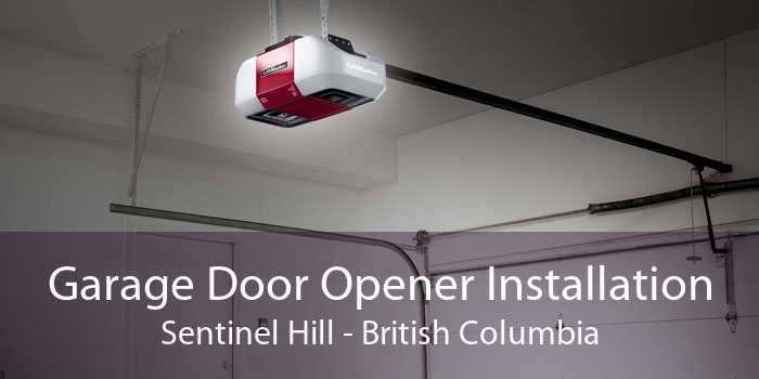 Garage Door Opener Installation Sentinel Hill - British Columbia