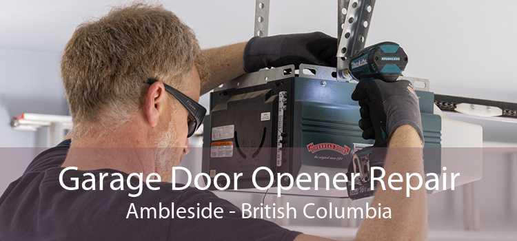 Garage Door Opener Repair Ambleside - British Columbia