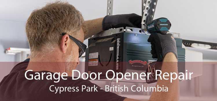 Garage Door Opener Repair Cypress Park - British Columbia