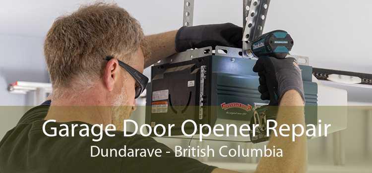 Garage Door Opener Repair Dundarave - British Columbia