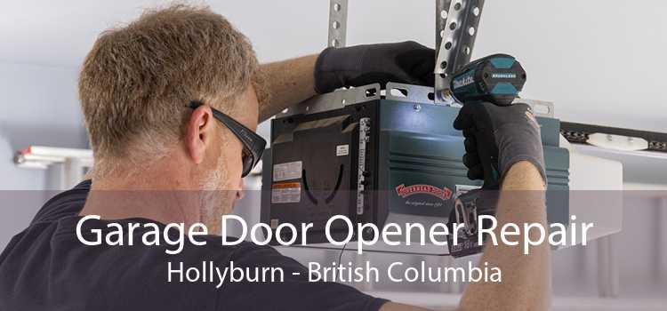 Garage Door Opener Repair Hollyburn - British Columbia