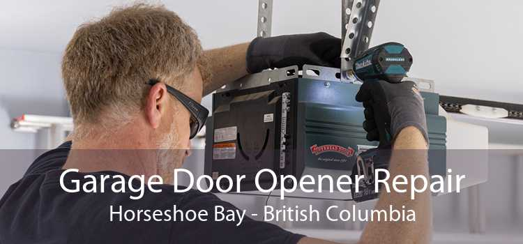 Garage Door Opener Repair Horseshoe Bay - British Columbia