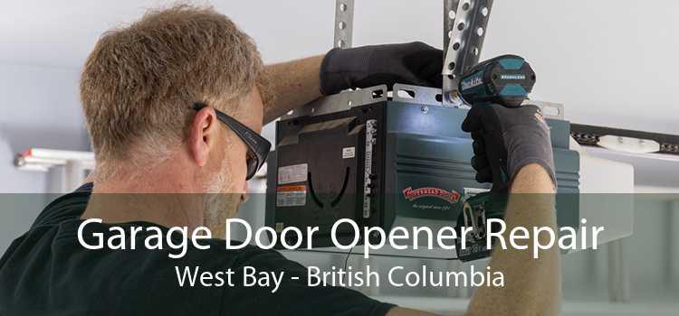 Garage Door Opener Repair West Bay - British Columbia