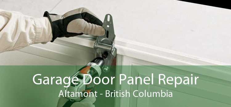 Garage Door Panel Repair Altamont - British Columbia