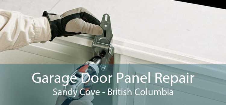 Garage Door Panel Repair Sandy Cove - British Columbia