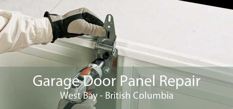 Garage Door Panel Repair West Bay - British Columbia