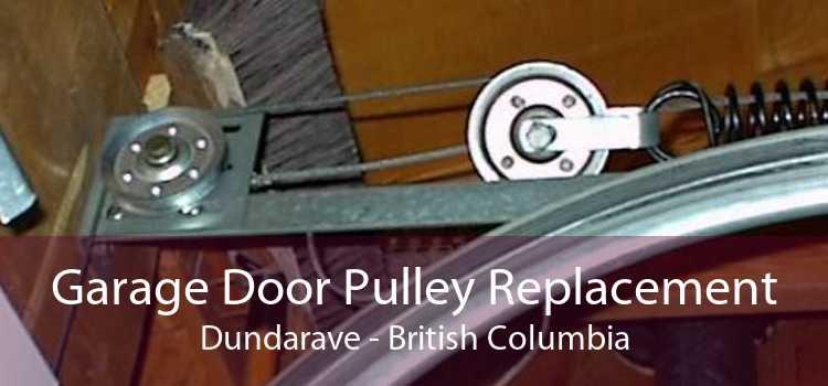 Garage Door Pulley Replacement Dundarave - British Columbia