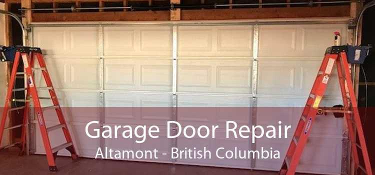 Garage Door Repair Altamont - British Columbia